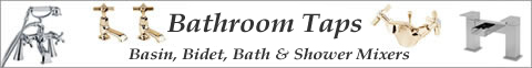 Bathroom Taps - Basin & Bath