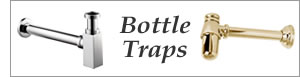 Basin Bottle Waste Traps