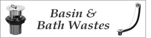 Basin, Bath & Shower Wastes