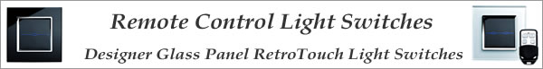 Remote Control Light Switches