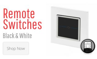 Remote & Touch Control Light Switches