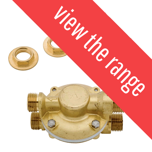 Fixings, Parts & Pressure Valves